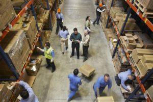 FAST Principles in Warehouse Design
