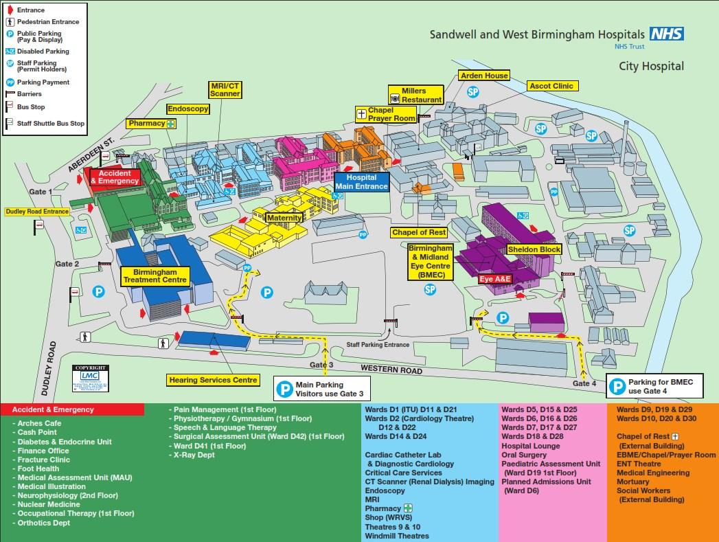 Need A Map Of Birmingham Al