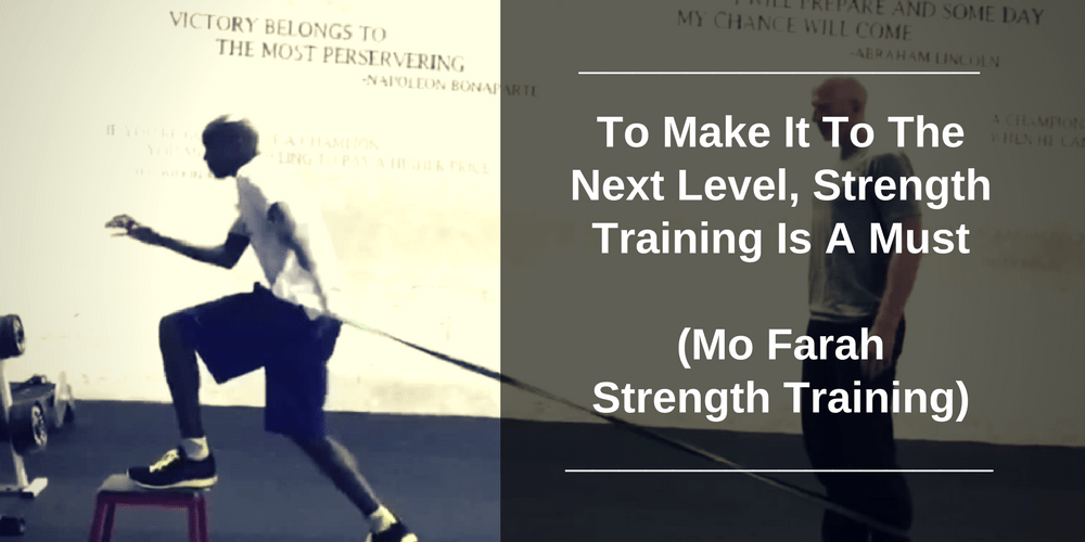 To Make It To The Next Level, Strength Training Is A Must