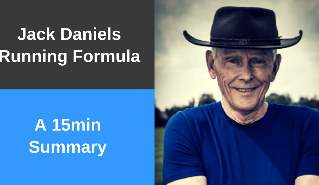 Understand the Jack Daniels Running Formula in 15mins