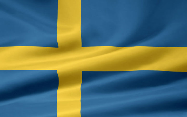 Image result for sweden flag