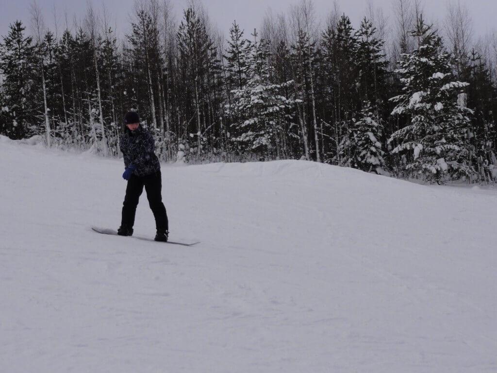 Winter Sports in Sweaden