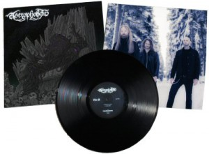 Astrophobos - Enthroned in Flesh LP