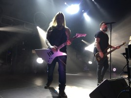 CyHra live at Värmekyrkan in Norrköping Sweden - 2018-02-09 - Photo by f-Kreem of Swedish Metal - 012