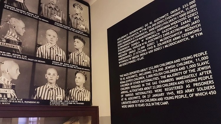 Auschwitz facts for kids
