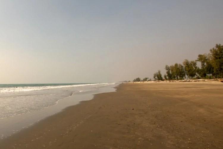 Coz Bazar beach