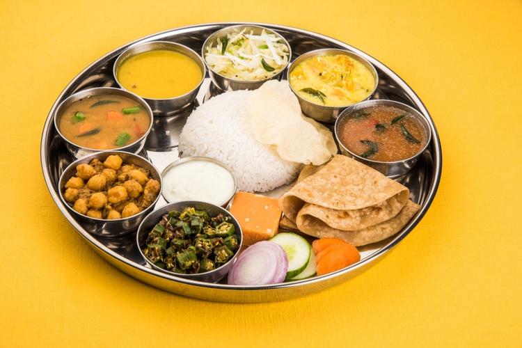 Hindu food