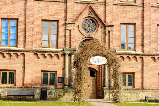 Lund university historical museum