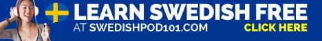 Learn Swedish with SwedishPod101.com