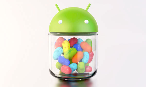Android 4.1.1 Jelly Bean logo