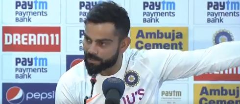 Savage reply from Virat Kohli on MS Dhoni's retirement