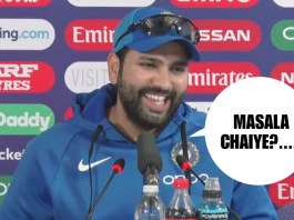 Rohit Sharma captain of Indian National Cricket Team