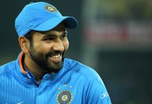 Rohit Sharma roasts Yuzvendra Chahal by comparing him with The Rock on Twitter