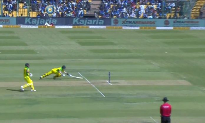 steve smith and aaron finch run out, steve smith run out, aaron finch run out
