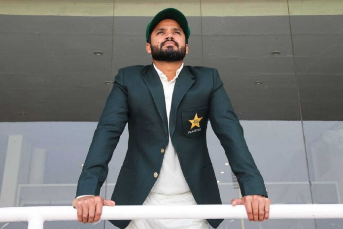 Azhar Ali, Pakistan team for England