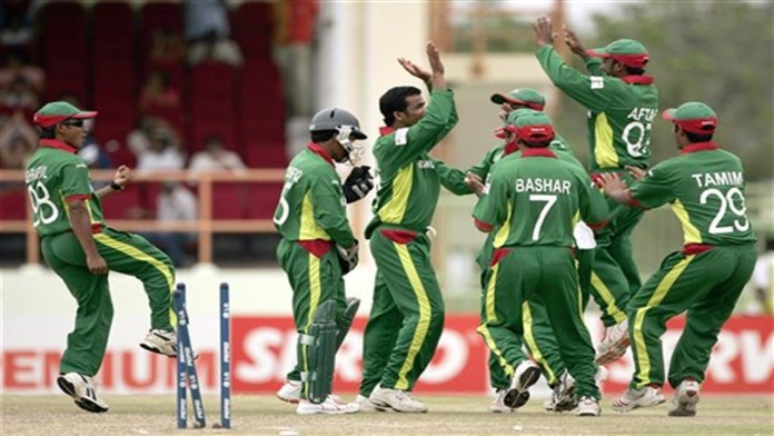 Bangladesh beat South Africa in 2007 World Cup