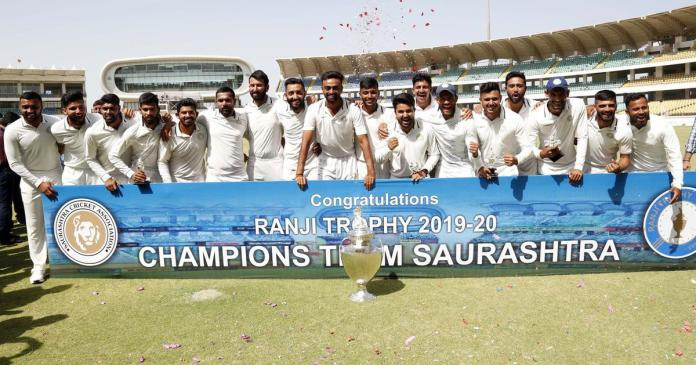 Ranji Trophy winner of 2019-20 season, salary of indian domestic cricketers, salary of Syed Mushtaq Ali Trophy players, vijay hazare trophy salary, ranji trophy salary, vijay hazare trophy player salary, ranji players salary per match 2020, syed mushtaq ali trophy match fees