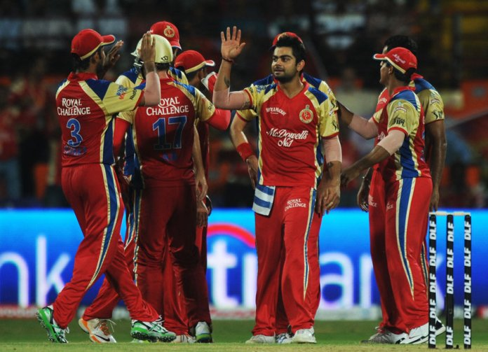 Royal Challengers Banglore in IPL 2011,most consecutive wins in IPL
