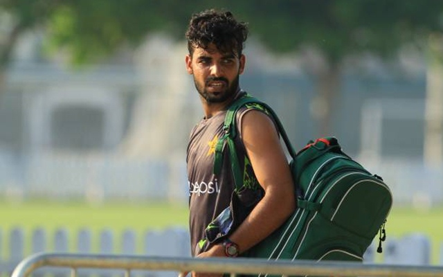Shadab Khan, pakistan team coronavirus
