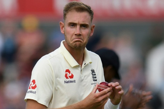 Stuart Broad, ICC bans the use of Saliva
