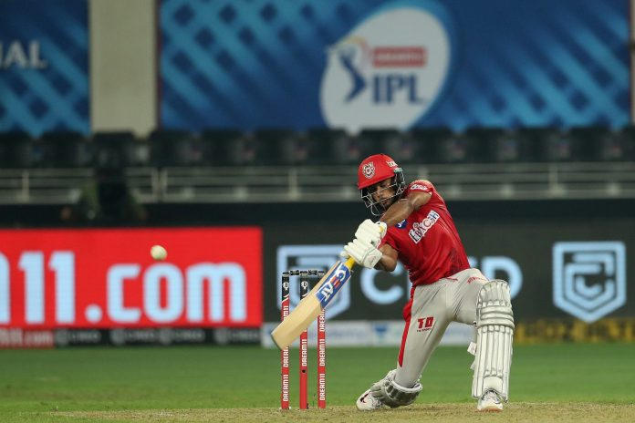 Mayank Aggarwal (DC) scores 89 runs vs KXIP in 2nd match of IPL 2020, Mayank Aggarwal vs KXIP, DC vs KXIP