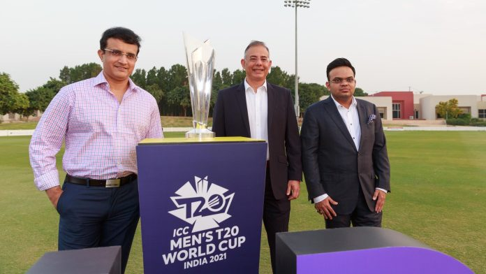 t20 world cup 2021 trophy, T20 World Cup 2021 uae