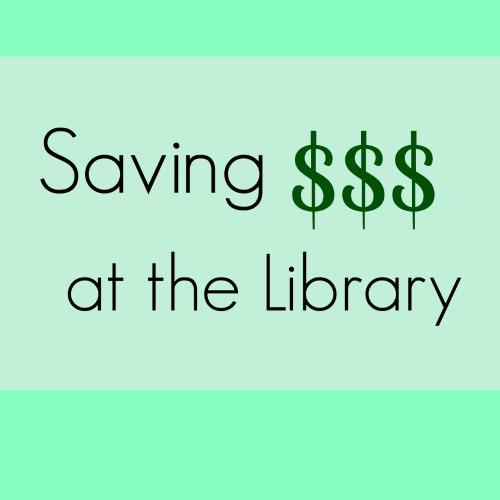 Saving $$$ at the Library
