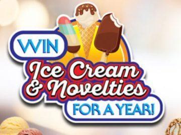 ce Cream & Novelties Coupon