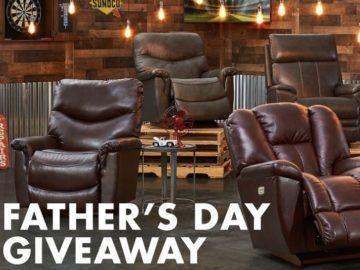 Slumberland Furniture Father's Day La-Z-Boy