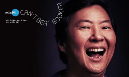 Can't Beat Booker Ken Jeong Contest