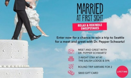 Married At First Sight Relax And Rekindle Sweepstakes