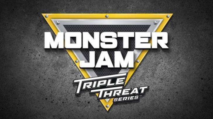 Monster Jam Triple Threat Series tickets Giveaway