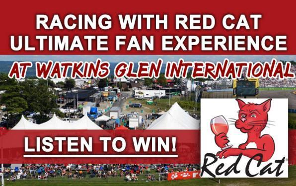 Racing With Red Cat Contest