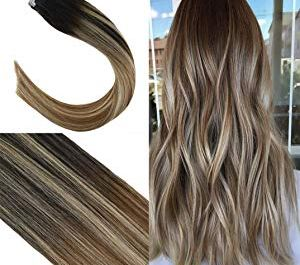 Youngsee 14inch Balayage Tape in Extensions Seamless… Sweepstakes