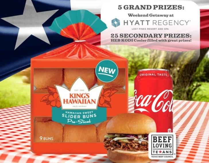 Coca-Cola Company The Texas Summer Sweepstakes