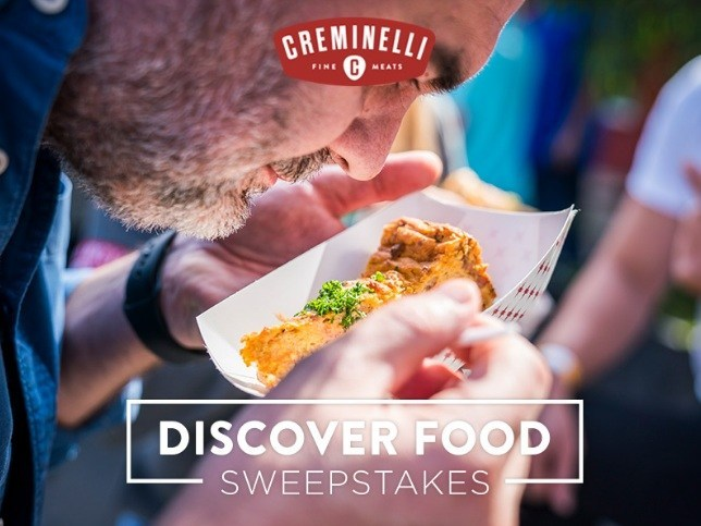 Creminelli Discover Food Sweepstakes – Win Trip