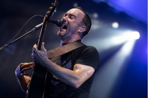 SiriusXM And Pandora Present Dave Matthews In Los Angeles Sweepstakes – Win Trip