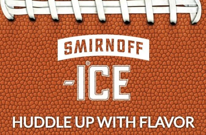 Smirnoff Ice Big Game Sweepstakes