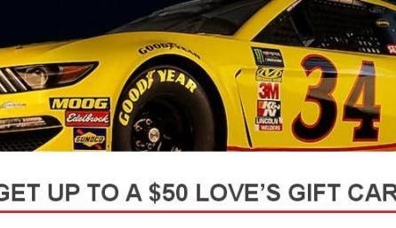 Shell Rotella & Loves Truck Stops Phoenix Race Sweepstakes