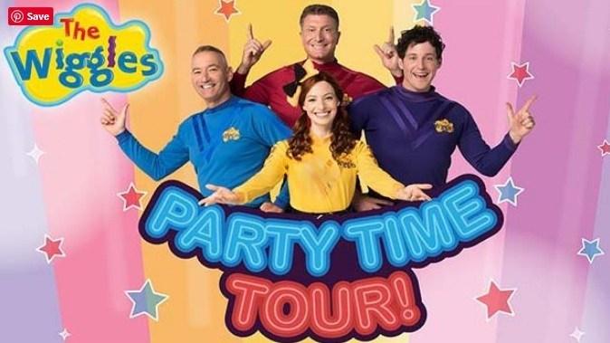 Wiggles Fox Theatre Tickets Contest