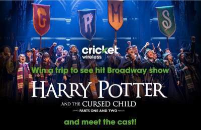 Cricket Wireless Harry Potter Sweepstakes