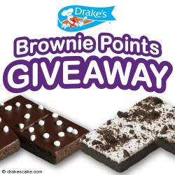Drakes Cake Brownie Points Giveaway