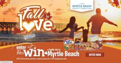 Fall in Love with Entenmann Visit Myrtle Beach Giveaway