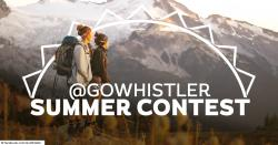 Go Whistler Summer Contest