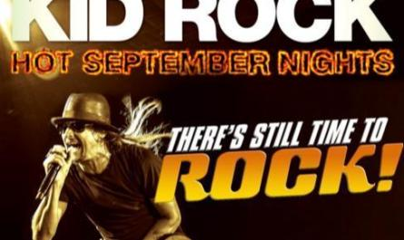 KID Rock Hot September Nights Contest