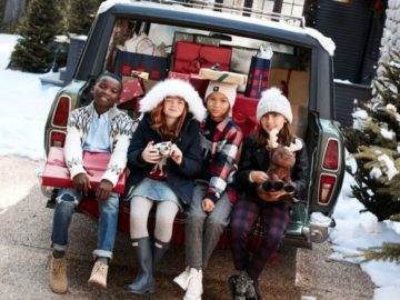 Abercrombie Kids X Paper Culture Holiday Sweepstakes