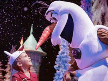 Disney Parks Best Day Ever Sweepstakes