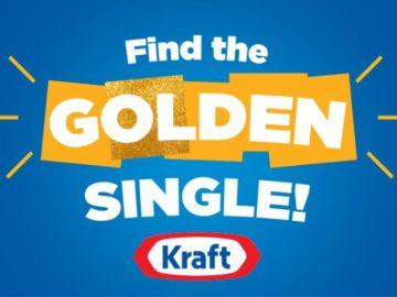 Kraft Golden Singles Walmart Sweepstakes