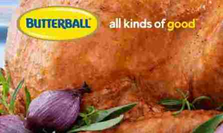 Butterball All Kinds of Thanks Winning Giveaway