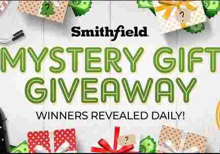 Smith field Mystery Gift Giveaway